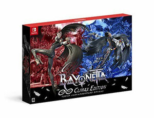Bayonetta Climax Edition JNEW Nintendo Switch Japan
