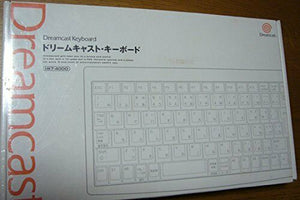Dreamcast Keyboard Black Version Sega Dreamcast Japan NEW