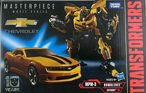 Transformers MPM-03 Movie 10th Anniversary Figure Bumblebee Haspro