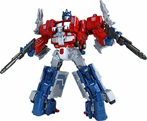 Transformers legends LG35 Super Ginrai (Super Optimus) Japan Import