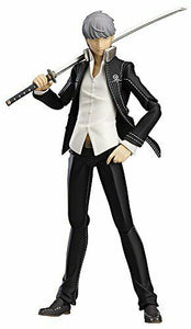 NEW figma 256 Persona 4 Arena Ultimax Yu Narukami Max Factory from Japan F/S