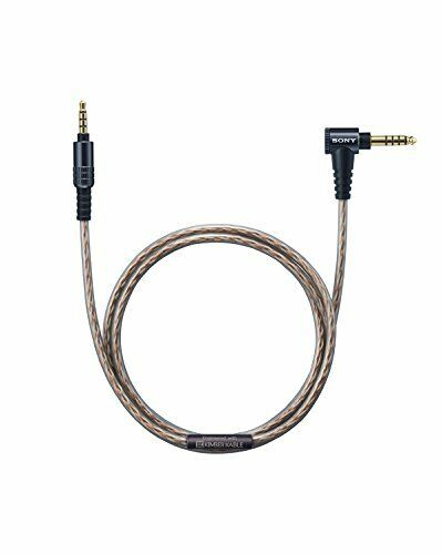 Sony SONY headphone re-cable MUC-S12SB1: 1.2 m 5 pole balanced standard plug MUC