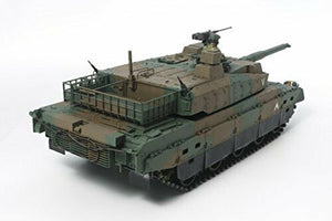 TAMIYA 1/16 JGSDF Type 10 Tank (Display Model) Model Kit NEW from Japan f/s cool