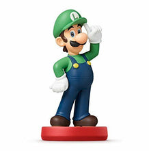 Load image into Gallery viewer, Nintendo amiibo LUIGI Super Mario Bros. 3DS Wii U Accessories NEW from Japan f/s