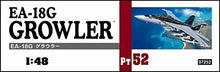 Load image into Gallery viewer, Hasegawa 1/48 US Navy EA-18G Grahler Plastic Model PT52