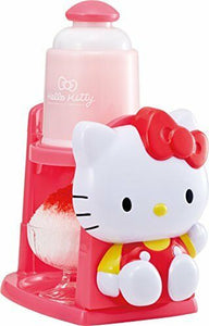 Hello Kitty Doshisha Electric Snow Cone Maker DIS-1654KT Sanrio Ice New