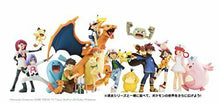 Load image into Gallery viewer, MegaHouse G.E.M. Series Pokemon Ash Ketchum (Satoshi)Pikachuand Charizard