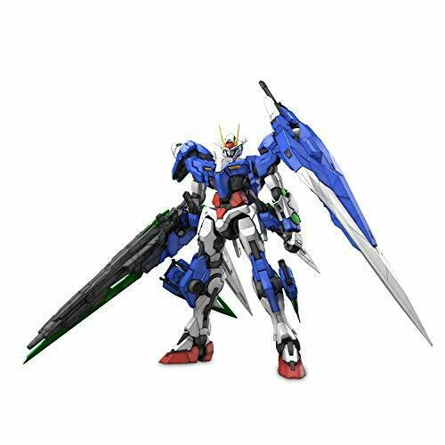 BANDAI PG 1/60 GN-0000GNHW/7SG 00 GUNDAM SEVEN SWORD/G Model Kit NEW from Japan
