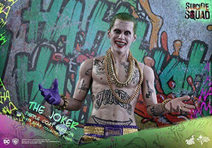 Movie Masterpiece Suicide Squad Joker Purple coat version 1/6 scale figure NEW