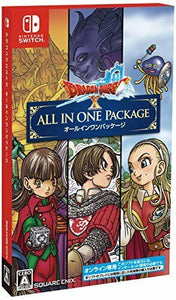 Dragon Quest X All in One Package Switch Japan