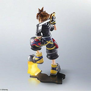 KINGDOM HEARTS II Sora static Arts Gallery