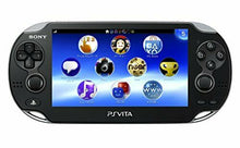 Load image into Gallery viewer, PS Vita 3G / Wi-Fi Model Crystal Black Limited Edition (PCH-1100AB01)F/S