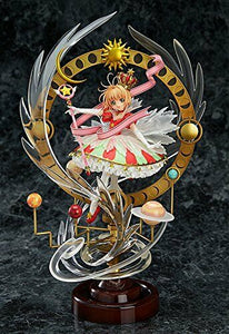 CARD CAPTOR SAKURA - Sakura Kinomoto Stars Bless You 1/7 Pvc Figure Good Smile