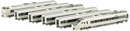 Tomix N scale 98987 Series 287 Limited Express Panda Kuroshio 6 Cars Set NEW