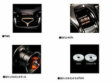 Load image into Gallery viewer, Daiwa  Bait Reel Black Bath Steeves SV TW 1016 SV - H