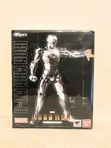 NEW S.H.Figuarts Marvel IRON MAN MARK 2 II Action Figure BANDAI from Japan F/S