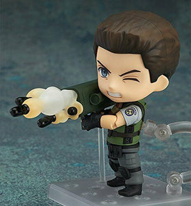 Good Smile Resident Evil Chris Redfield Nendoroid Action Figure