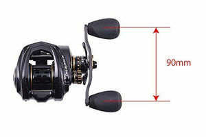Abu Garcia Reel REVO 2018 ELITE7 IB-L Left BASS Freshwater baitcasting JAPAN NEW