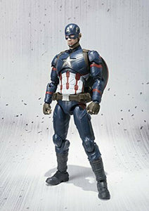 Bandai S.H.Figuarts Captain America (Civil War) Japan version