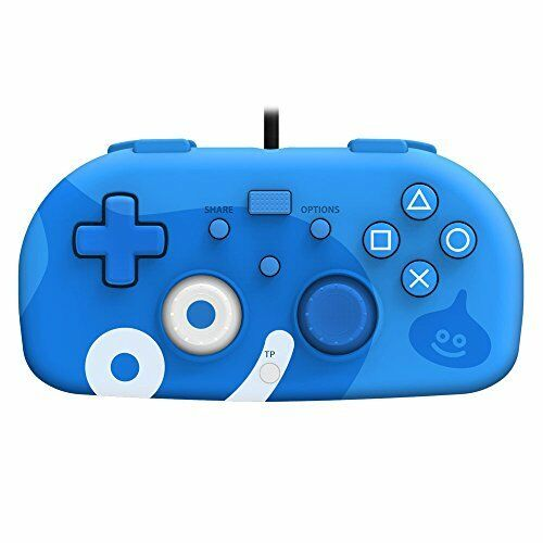 PS4 Dragon Quest Slime Wired Controller HORI w/Tracking# form JAPAN Free ship