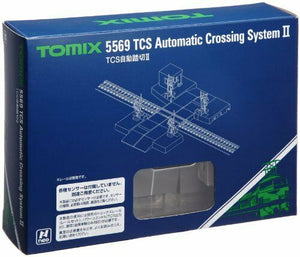 TOMIX N Scale TCS Automatic Level Crossing II 5569 Model Train Supplies