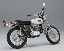 Load image into Gallery viewer, Hasegawa 1/10 Yamaha trail 250DT1 Plastic model SP371