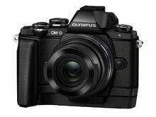 Load image into Gallery viewer, OLYMPUS LC-37C BLK Auto Lens Cap M.ZUIKO DIGITAL ED 14-42mm F3.5-5.6 EZ New A