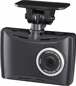 Comtech drive recorder HDR-951GW 2 turtle safe driving support million-pixel
