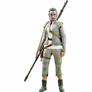 Hot Toys 1/6 Star Wars VII 7 The Force Awaken Rey Resistance Outfit MMS377 Japan