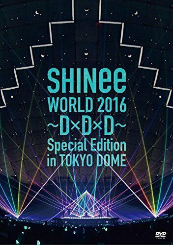 SHINee WORLD 2016 ~ D ?~ D ?~ D ~ Special Edition in TOKYO DOME [DVD]