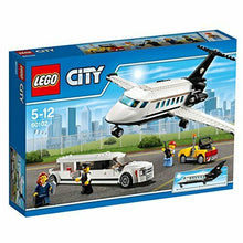 Load image into Gallery viewer, LEGO City Airport VIP Service Set 60102