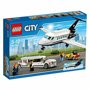 LEGO City Airport VIP Service Set 60102