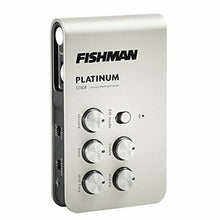 Load image into Gallery viewer, FISHMAN Platinum Stage Universal Instrument Analog Preamp EQ DI PRO-PLT-301 F/S