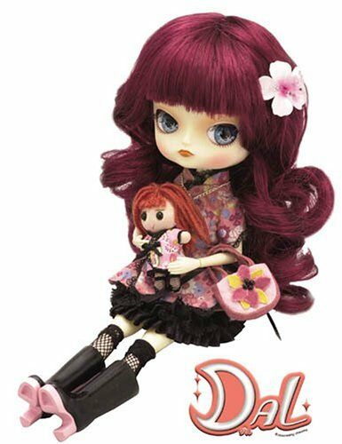 Pullip Dal Fiori Fashion Japan Doll Figure F-301 Japan NEW