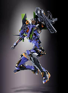 Bandai METAL BUILD Evangelion EVA-01 TEST TYPE Japan version