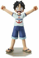 Load image into Gallery viewer, P.O.P Portrait Of Pirates One Piece CB-1 Monkey D Luffy Figure Megahouse Japan