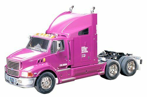 Tamiya 1/14 Electric RC Big Truck kit No.09 Trailer Head Ford Aeromax 56309