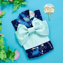 Load image into Gallery viewer, Japan 5553 Cinnamoroll yukata and obi(sash) set for women Sanrio Kawaii