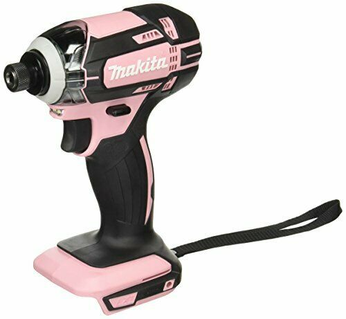Makita rechargeable impact driver 18V Pink body only TD149DZP  JAPAN Tracking