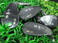 Load image into Gallery viewer, YURURI JAPAN KEIGEKIKU TARGET SPIN FORGED 5357 WEDGE SET x2 Heads Only