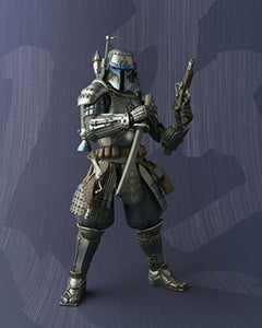 Meisho Movie Realization Star Wars RONIN JANGO FETT Figure BANDAI NEW from Japan