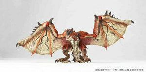 [FROM JAPAN]REVOLTECH YAMAGUCHI 121 Monster Hunter Rathalos Action Figure Ka...