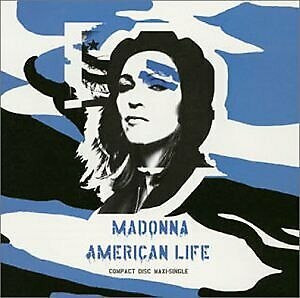 Sealed MADONNA American Life JAPAN 3-track 5 CD SINGLE WPCR-11541 w/OBI FreeSH