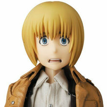 Load image into Gallery viewer, NEW MEDICOM TOY RAH No.676 Attack on Titan Armin Arlert Action Figure F/S