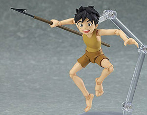 figma 315 Future Boy CONAN Action Figure Max Factory NEW from Japan F/S