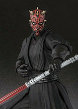 Load image into Gallery viewer, BANDAI S. H. Figuarts Star Wars Figure Darth Mall (Episode I) JP