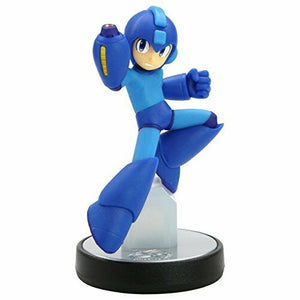 amiibo Nintendo Switch  Rockman Series Megaman 11 Japan Import F/S 3DS CAPCOM