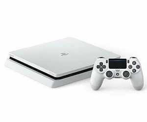 PlayStation 4 Glacier ・ White 500 GB (CUH-2100AB02)