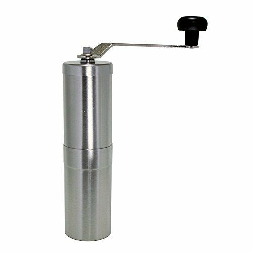 NEW Porlex JP-30 Stainless Steel Coffee Grinder 30g