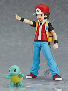 New Figma Red 356 Pokemon Max Factory Action Figure w/ GSC Bonus In Stock Japan